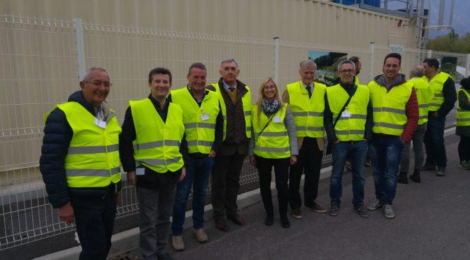 Biometano on the road – Visita impianto di Grenoble